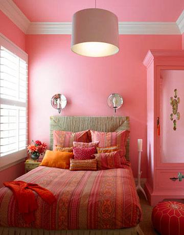 صبغ جدران غرف نوم للعرسان – ديكور , اثاث , تصميم | لوكيشن ديزين . نت